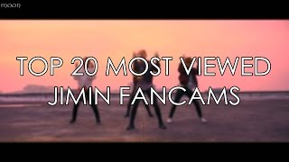 TOP 20 Most Viewed Jimin Fancams | March 2017