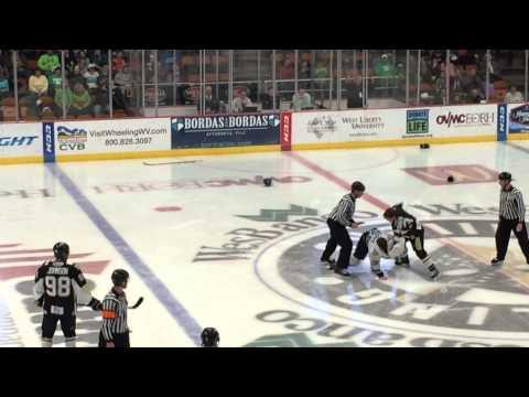 Patrick McGrath vs. Cody Lampl