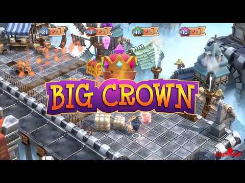Big Crown: Showdown - Gameplay Trailer thumbnail