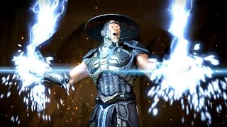 Mortal Kombat X Future Raiden Fatalities & Faction Kills