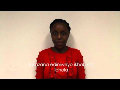Learn Ndebele with Vernac News! #6