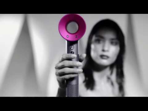 Secador de pelo Dyson Supersonic - Anuncio Comercial Publicidad 2016