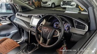 All New Kijang Innova Diesel Harga Venturer Toyota 2019 Price Spec Reviews Promo For February Interior Completely Peeled 2016