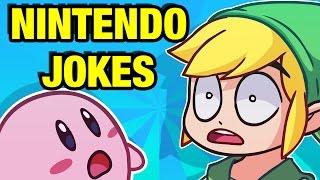 YO MAMA! Nintendo Jokes ft. Kirby, Link, Mario and more!