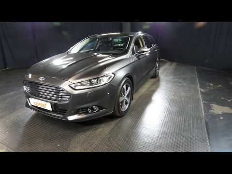 Ford MONDEO 2.0 TDCi Autom.Titanium Business Wagon + Webasto, Farmari, Automaatti, Diesel, CJO-776