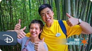 Peyton Elizabeth Lee Visits Beijing | Adventures By Disney