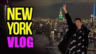 Kerimcan Durmaz | New York Vlog | New York'u birbirine kattım!