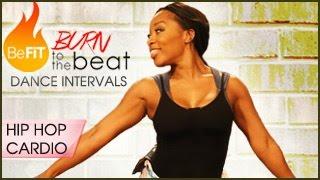 Burn to the Beat Dance Intervals: Hip Hop Cardio Dance Workout- Keaira LaShae by BeFiT