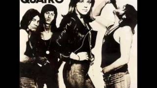 Suzy Quatro   Can The Can