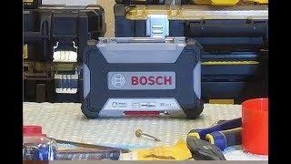 BOSCH Impact bits (Impact Control)