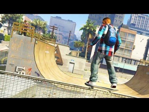 Grand Theft Auto V Walkthrough - GTA 5 PLAY AS A COP MOD