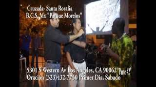 preview picture of video 'Cruzada/Crusade- Baja California Sur, Santa Rosalia Mexico 2014'