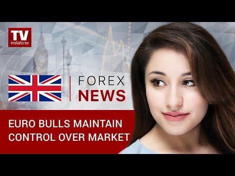 Euro Bulls Maintain Control Over Market