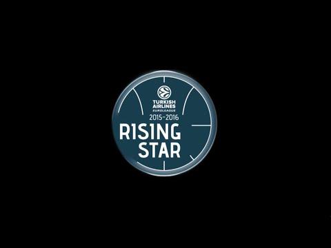2015-16 Rising Star: Alex Abrines, FC Barcelona Lassa