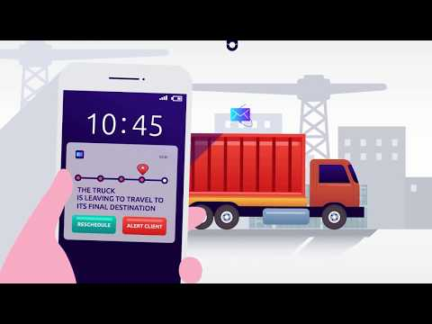 Let's connect the Supply Chain! The Container Tracking Use Case