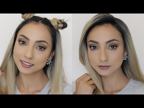 COMO PONER UNA PELUCA PARA QUE LUZCA NATURAL ♥♥♥ HOW TO PUT ON A WIG ♥♥♥ Andy Lo