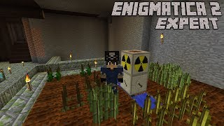 Fission Reactor and RF Mainframe Part 1 : Enigmatica 2 Expert Lp Ep