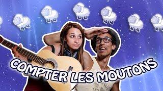 CLIP D'ANGIE ET NATIS: COMPTER LES MOUTONS - VIDÉO BONUS ANGIE MAMAN 2.0