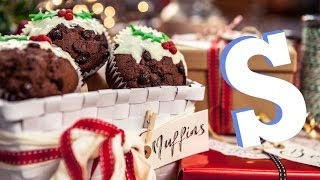Chocolate Muffin Pudding Recipe - Food Gifts