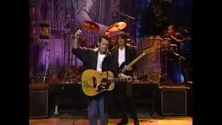 "John Mellencamp - ""Just Another Day"" - Live on Late Night TV 1996"