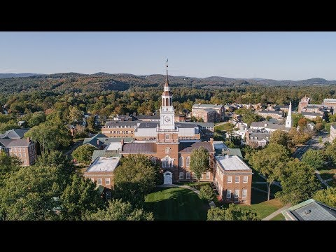 Dartmouth College - video