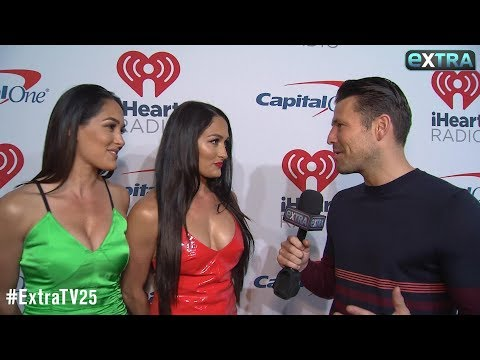 The Bella Twins Dish on Their Vegas Fun & 'Total Divas'