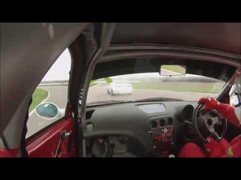 Rockingham 2014 – Race 2 – Dave Messenger