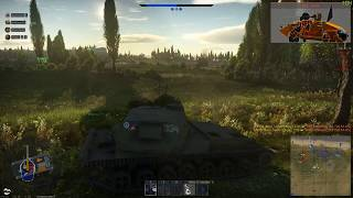 War Thunder   One shot two pizza wagons