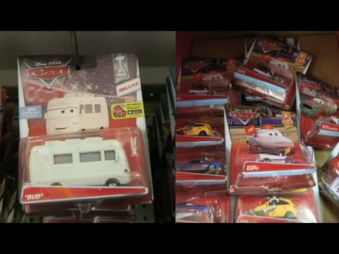 "The Hunt Episode 3 - In-Store (Walmart/Target) ""2017 Cars & Super Chase Bud"""