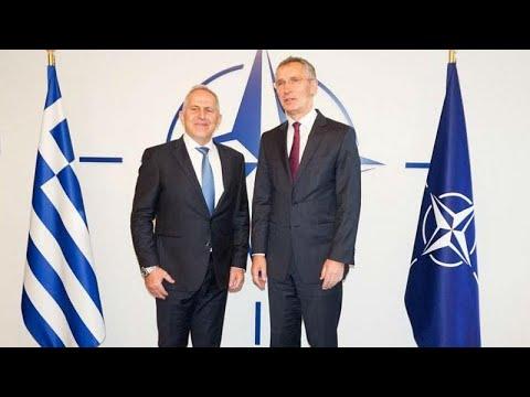 Αποστολάκης: Στόχος να διατηρήσουμε την ειρήνη στην περιοχή…
