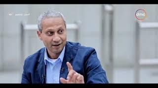 """مصر تستطيع - العالم النووي """" هشام ناصف """" ..  يغالب دموعه وهو يتحدث عن نشأته وأسرته"""