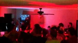 Bomb the Music Industry at the Charlie Siren House