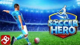 Soccer! Hero - Football Games iOS/Android Gameplay Video