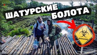 ДОРОГА ДОМОЙ ЧЕРЕЗ БОЛОТА / ЗМЕИНЫЙ КАМЕНЬ / 3 ЧАСТЬ