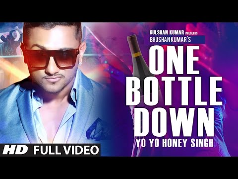 Download 'One Bottle Down' FULL VIDEO SONG | Yo Yo Honey Singh | T-SERIES HD Mp4 3GP Video and MP3