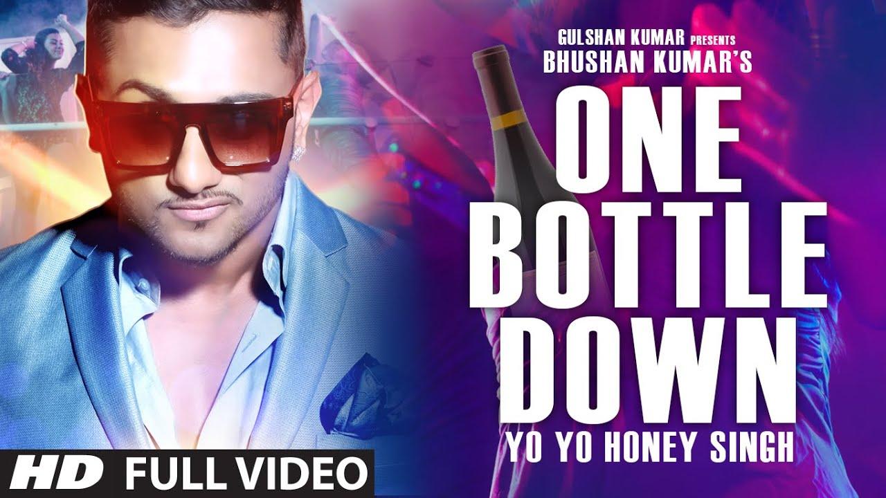 ONE BOTTLE DOWN Hindi lyrics