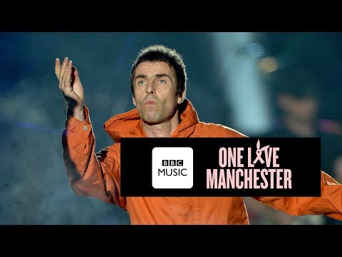 Live Forever (One Love Manchester) [Feat. Liam Gallagher]