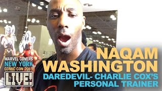Charlie Cox' Trainer Explains Daredevil's workout