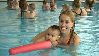 Sara machts: Babyschwimmen