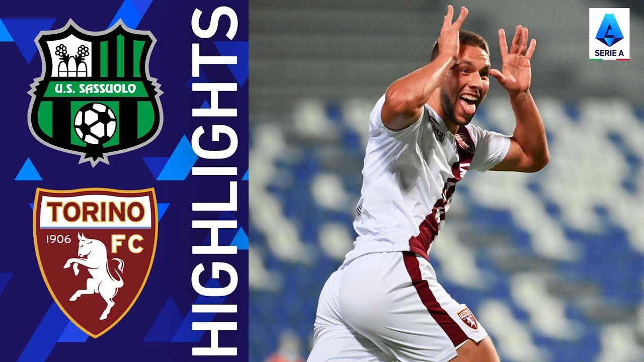 2021/22 ساسوولو 0 - 1 تورينو | بياتسا يهدي تورينو الفوز الثاني بالدوري | الدوري الإيطالي