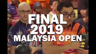 2019 Bowling Malaysia Open Mens Open Final Ahmad Muaz (Malaysia) vs Sam Cooley (Australia)