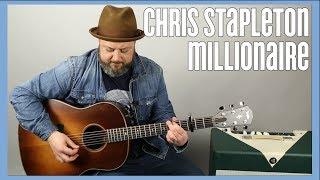 Chris Stapleton   Millionaire   Guitar Lesson
