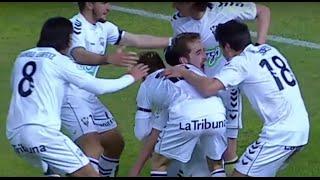 Goles temporada 2014/15. Albacete Balompié.