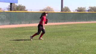 Aubrey Fawley 2019 CF/LF Outfield Recruiting Video