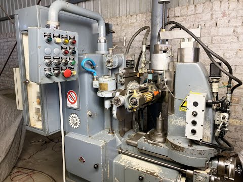 CIMA P3C Gear Hobbing Machine