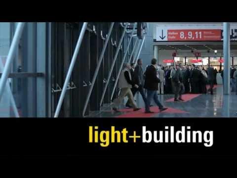 Kansen van intelligente gebouwen bij Light + Building 2014