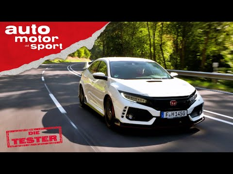 Honda Civic Type R: Alles andere als langweilig - Test/Review | auto motor und sport