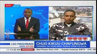 Mwenyekiti SONU, Jamal Birkan azungumzia chuo kikuu cha Nairobi kufungwa