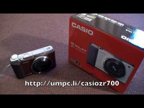 Casio Exilim EX-ZR700 Testbericht