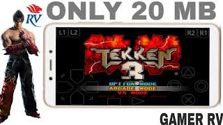 Tekken 3 High compress - मुफ्त ऑनलाइन